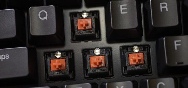 機械式鍵盤初體驗